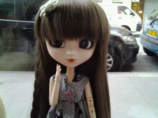 On n'est aller a Petite Demoiselle !!!