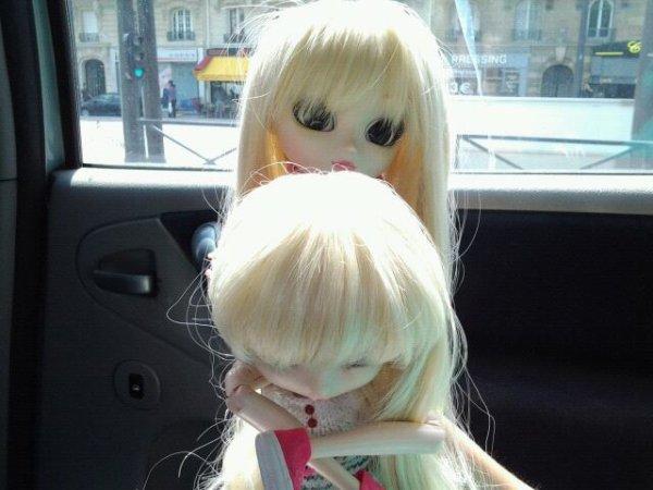 On n'est aller a Petite Demoiselle !(2)