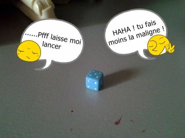 """MINI story """"les dés"""""""