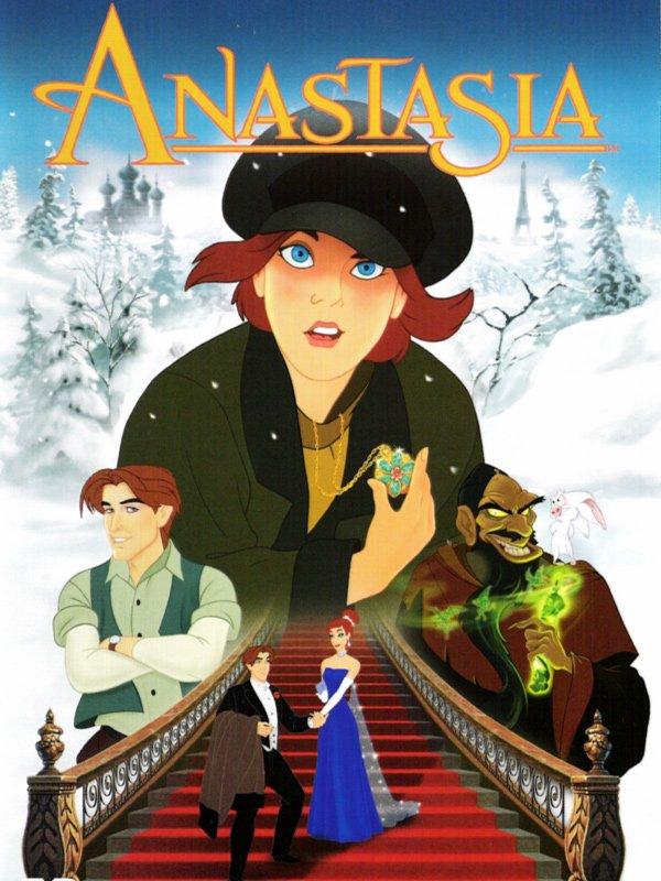 Anastasia loin du froid de décembre  (1997)