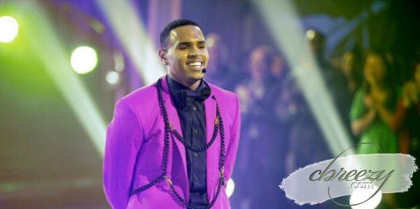 Gallery Update: Chris Brown on Dancing With the Stars