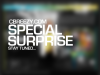 Special Surprise Coming…