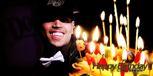 Happy 22nd Birthday Chris