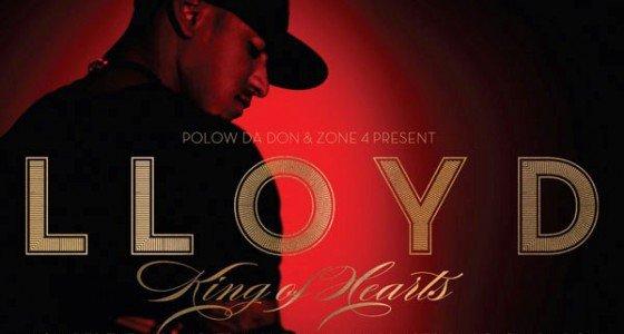 Chris Brown sur l'album de Lloyd