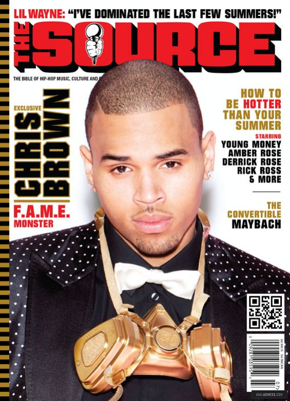 Magazine Covers  2011 The Source