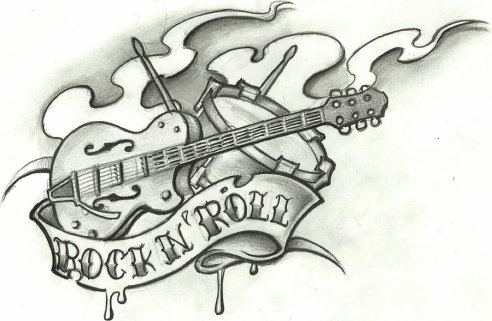 Rock N Roll Blog De Best Tattoo