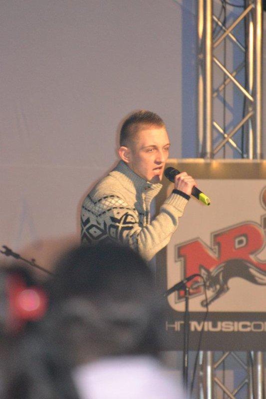 17 Mars a saint-omer concert avec NRJ
