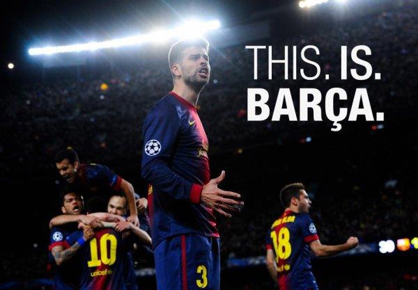 Visca Barça