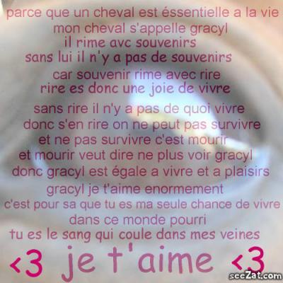 Petit Poeme Pour Te Dire A Quel Point Je Taime Mon Ptit