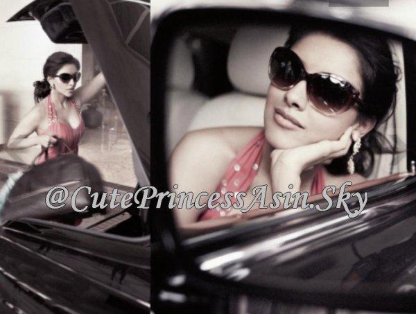 Asin Runaway Bride....Filmfare Photoshoot