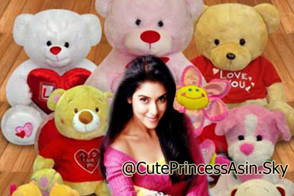 Asin's Room Full Of Toys