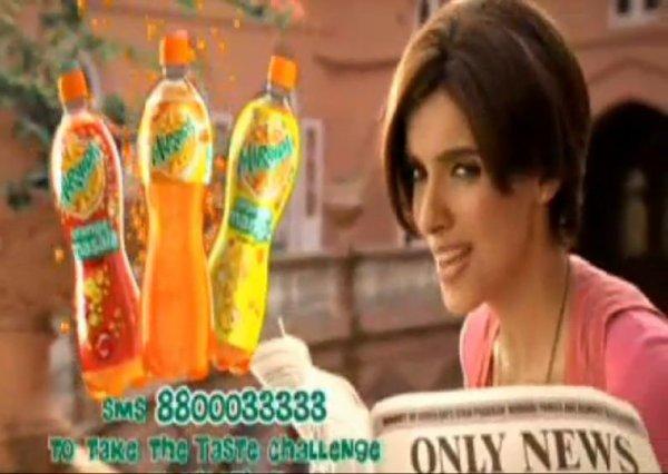 Asin's Latest Mirinda Ad
