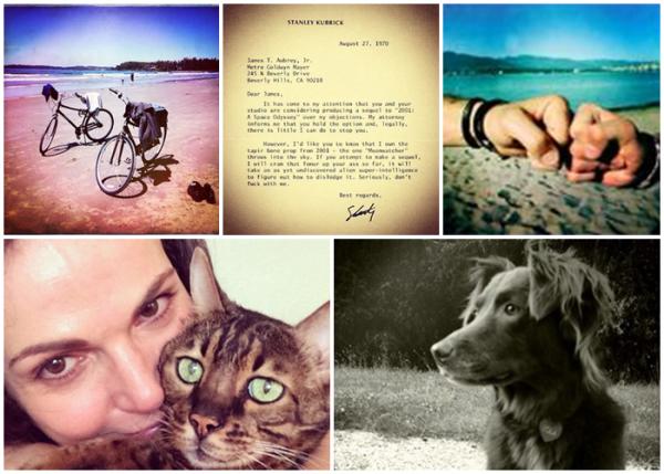 Quelques photos postés par Lana sur ses différents compte (instagram et twitter)