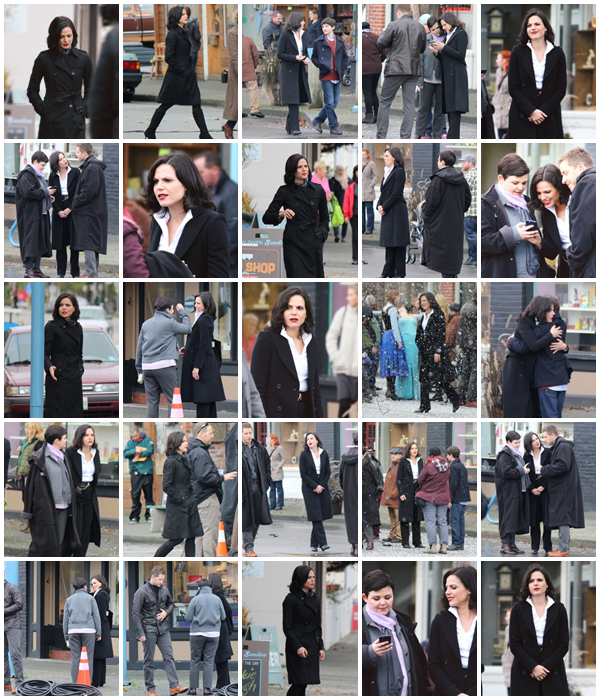 Quelques photos de la merveilleuse Lana Parrilla !!!!**Enjoy it ♥