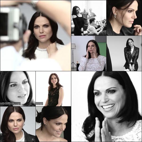 Voici le shoot de Lana pour Olay beauty ainsi que la vidéo dans laquelle elle apparait !!