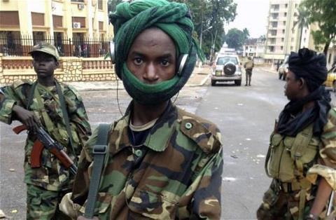 bienvenue a Bangui la coquette