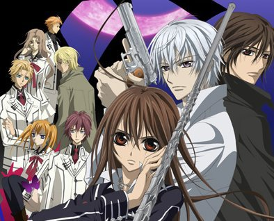 Vampire knight guilty opening  (2010)