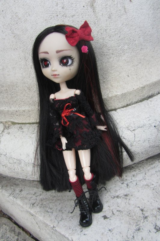 Ma 1er Pullip Lunatic queen