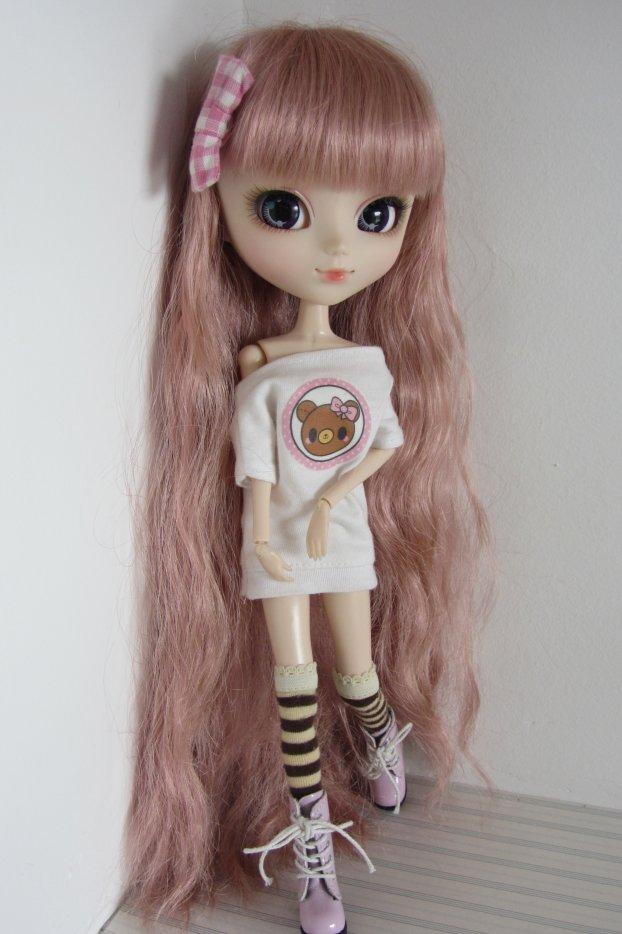 ma 2éme pullip : Alice du Jardin Mint