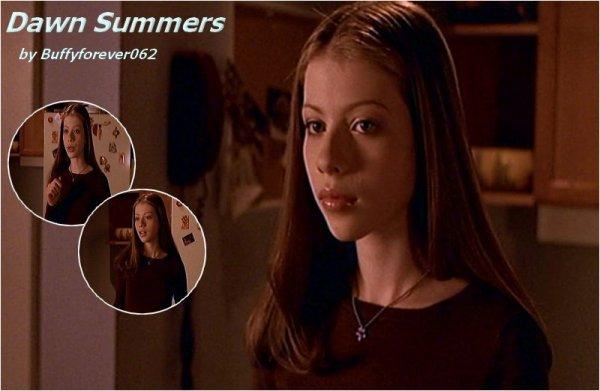 Présentation Personnages Dawn Summers, La Clef :)