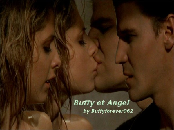 Couples  Buffy et Angel (l)