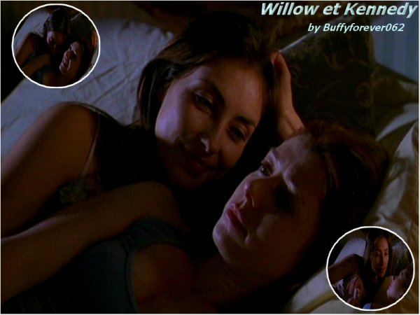 Couples Willow et Kennedy (l)