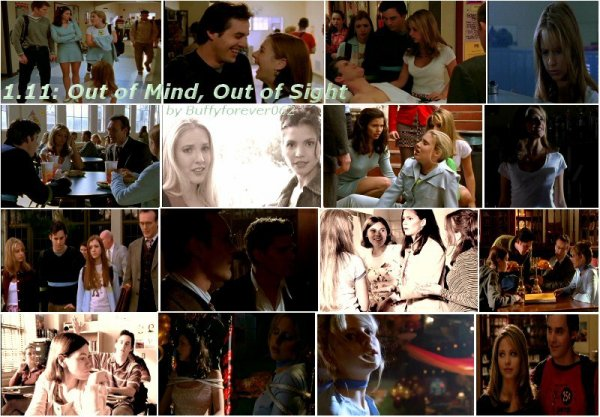 Guide des épisodes 1.11: Out of Mind, Out of Sight 8-p