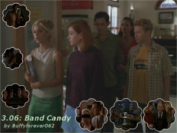 Guide des épisodes 3.06: Band Candy 8-p