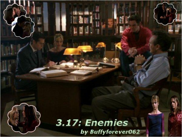 Guide des épisodes 3.17: Enemies 8-p