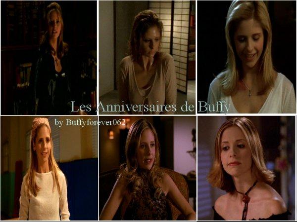 Dossier Les Anniversaires de Buffy ^^