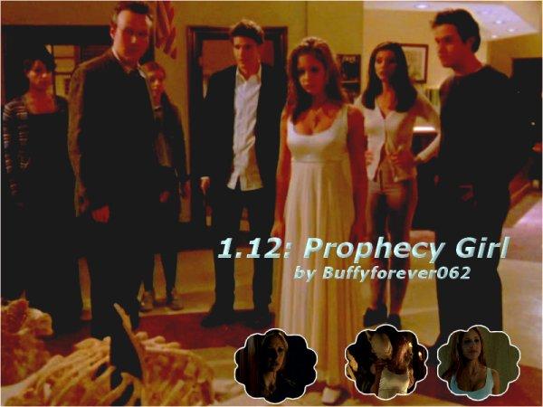 Guide des épisodes 1.12: Prophecy Girl 8-p