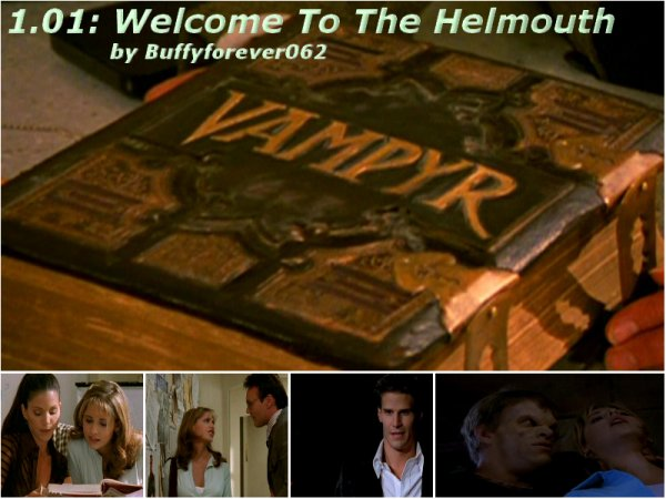 Guide des épisodes  1.01: Welcome To The Helmouth 8-p