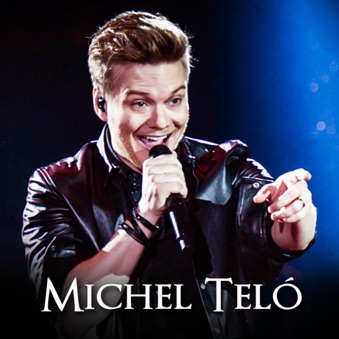 Michel Teló. <3.