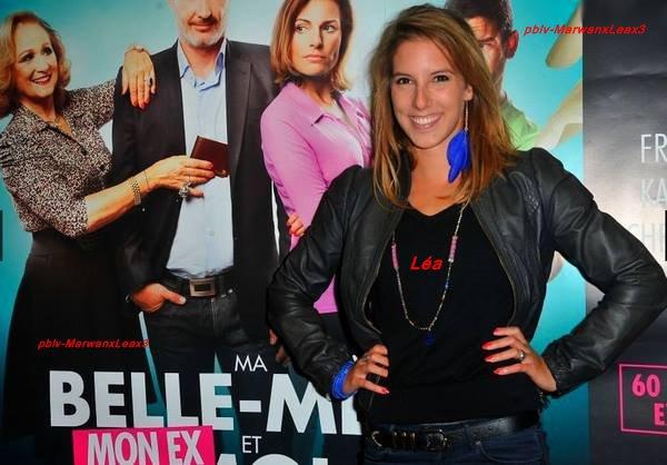 Ma Belle Mére , Mon ex et Moi comédie  Défilée Léa François photo divers.