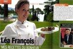 Léa François nous parle de ses recettes du bonheur
