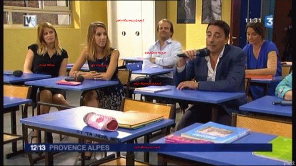 Léa Français La voix Libre et divers informations