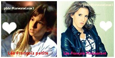 Léa François Petite/Maintenant