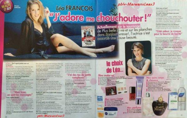 La Belle Léa François Ce laisse Chouchouter