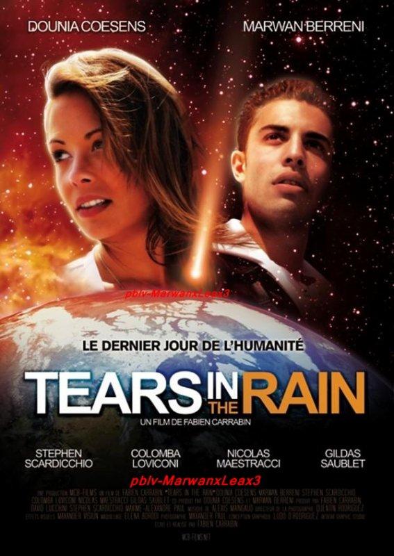Le court-métrage Tears in the rain avec deux héros de PBLV