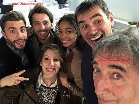 Article 196 L'actu de Mars 2016 Léa François photos Personnelle VIA son Facebook Officielle