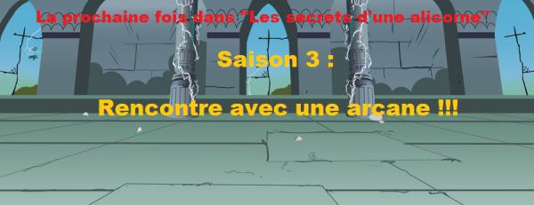 Les secrets d'une alicorne saison 2: La face caché de la Royauté!!! (fin)