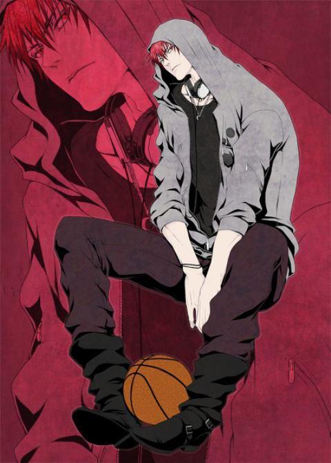 Quel BG ce  Kagami !!! (non je ne suis pas à font sur ce personnage !)