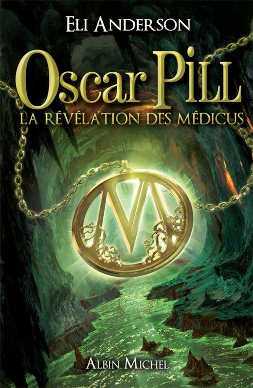 La série Oscar Pill-Eli Anderson