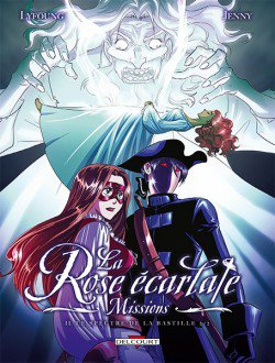 La Rose Écarlate ~ Missions - Patricia Lyfoung