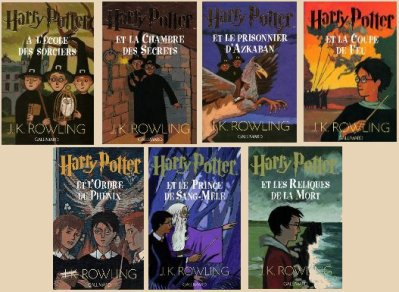 La série Harry Potter - J. K. Rowling