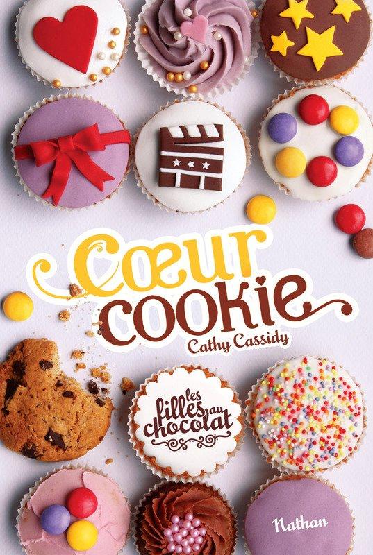 C½ur Cookie (la suite de la série les filles au chocolat) de Cathy Cassidy.