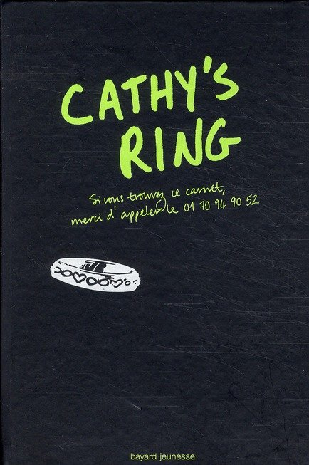 Cathy's ring-Weisman, Steaward, Brigg
