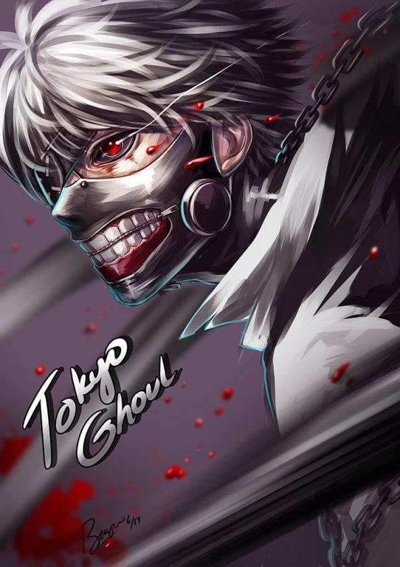 ★ Tokyo Ghoul ★
