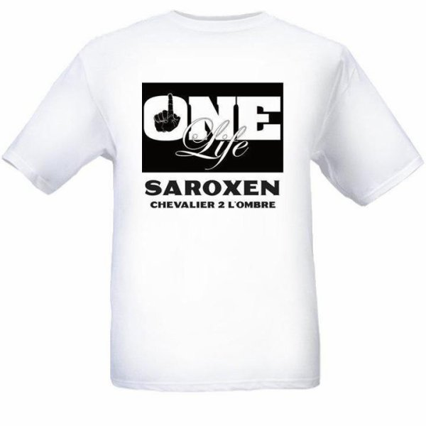 ONE LIFE / on cherche a s'enfuir SAROJAH feat SPIKY & ZITOUNA (2013)