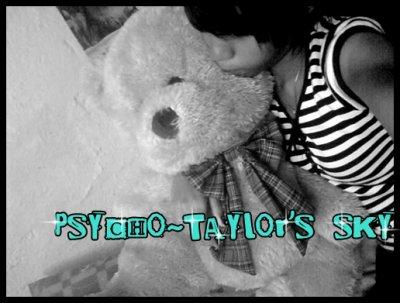 mon  nounours et moi♥